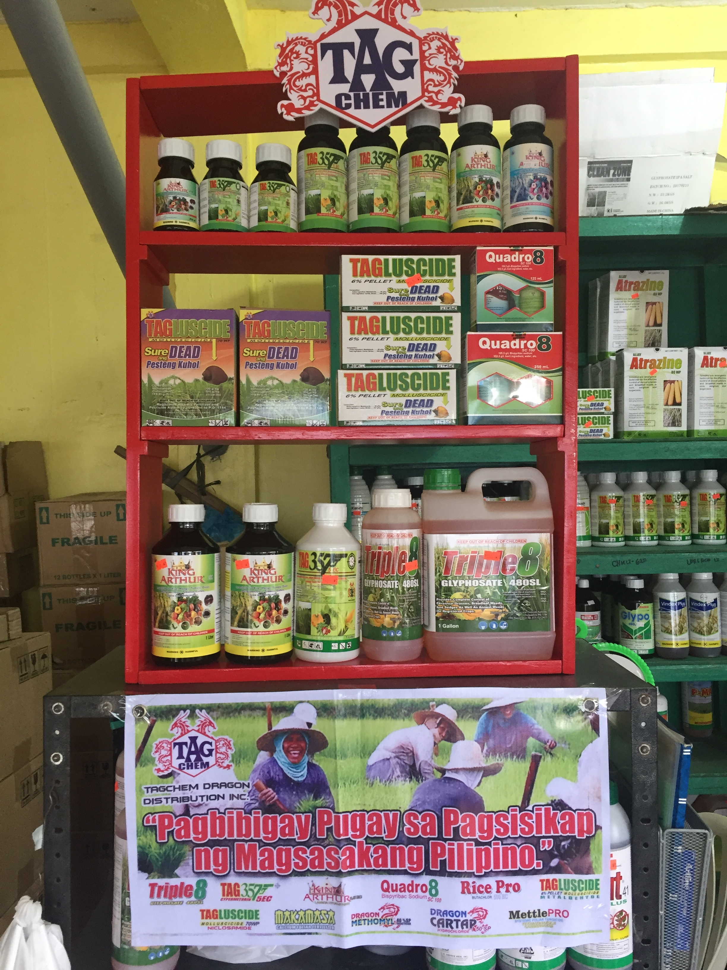 Joy Llamelo Agri Supply – TAGCHEM