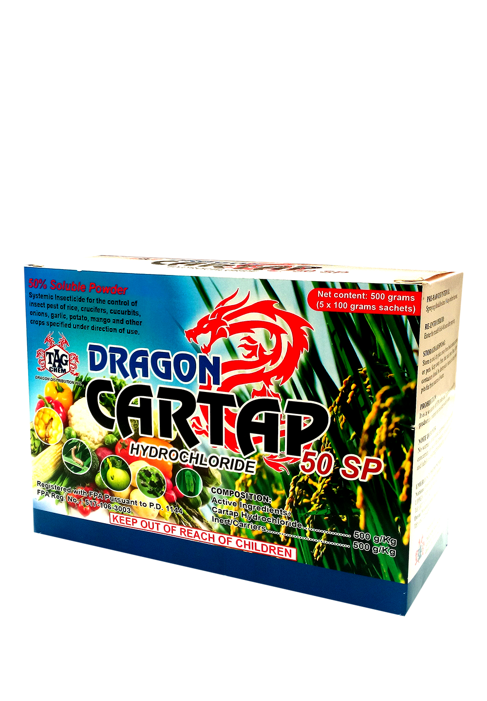 Dragon Cartap Image