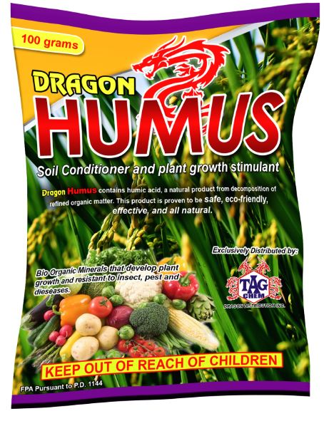 Dragon Humus Image
